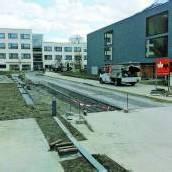 Bludenz: Park nimmt allmählich Gestalt an