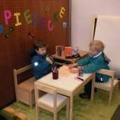 Im Bürgerservice Feldkirch darf gespielt werden