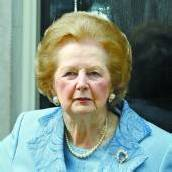 Margaret Thatcher gestorben Eiserne Lady wurde 87 Jahre alt /A3