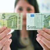 Ab 2. Mai gibt es den neuen Fünf-Euro-Schein