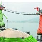 Zauberhafte Aussichten für die Festspiele und das Publikum