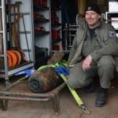 100-Kilo-Bombe entschärft