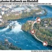 Weichen für Rheinfallkraftwerk