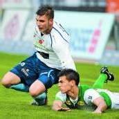 Austria am Tiefpunkt angelangt: 1:3-Heimpleite gegen Hartberg /C1