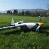 Flugschüler musste notlanden