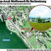 Rupp-Areal wird exklusiv
