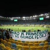 Im Maracanã rollt wieder der Ball