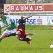 Viktoria stoppt die Erfolgsserie der Amateure der Lustenauer Austria