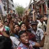 Verletzte bei Krawallen in Bangladesch