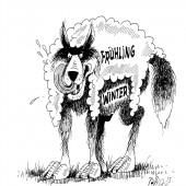 Wolf im Schafspelz!