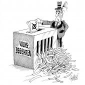 Demokratie-Altpapier!