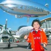 Eine Messe für Flugbegeisterte Von Heißluftballons bis Privatjets /A6