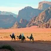 Zwischen Wüste und Wasser