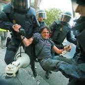 Spanier revoltieren gegen Sparmaßnahmen