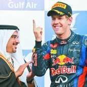Vettel siegt in Bahrain
