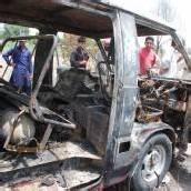 Schulbus in Pakistan explodiert: Fahrer in Haft