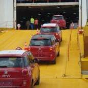 Verschifft: Fiat schickt den 500L auf Reise