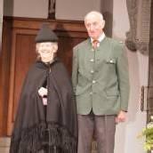 Maria und August Erath feierten goldene Hochzeit