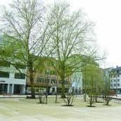 Busverkehr am Kornmarktplatz