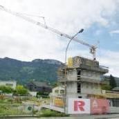 In Hohenems entstehen zwei neue Wohnanlagen
