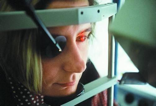 Augenbehandlungen können sich in die Länge ziehen. Foto: VN