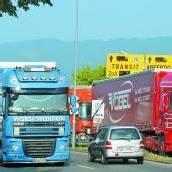 Aushubmaterial: Täglich 30 Lkw-Fahrten