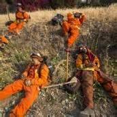 Erfolg im Kampf gegen Brände in Kalifornien