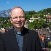 Für offene Worte Neuer Bischof im VN-Interview /A4