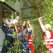 Senior gerettet Nachbar schlug Feueralarm /b1