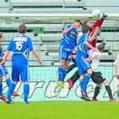 Altacher Amateure mussten sich mit 2:2-Remis gegen St. Johann/Pongau zufrieden geben