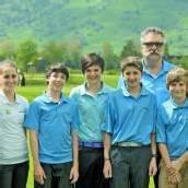 Jung-Golfer setzen sich gegen die Schweiz durch