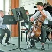Erfolg für drei junge Musiker