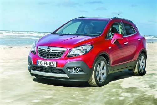 Der Opel Mokka sorgt für Belebung im dicht besetzten Segment der (sub-) kompakten SUV. Als Buick Encore auch in China und in den US-Staaten.