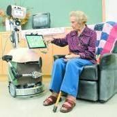 Roboter als Pflegehilfe