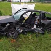 Mädchen bei Unfall getötet