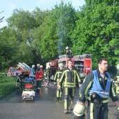 Brand in Asylheim – Sechs Bewohner verletzt