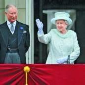 Queen schwänzt und schickt Prinz Charles vor