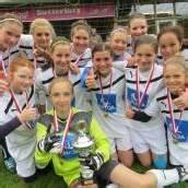 Rankweiler Mädchen holen Fußball-Titel