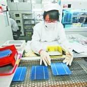 Deutsche Industrie gegen Solar-Strafzölle