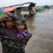 Hunderttausende auf der Flucht vor Zyklon