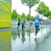 Lauf-Event in Dornbirn trotz Regen und Kälte