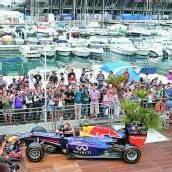 Monaco lädt zum Reifenroulette