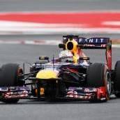 Vettel vor Alonso Schnellster