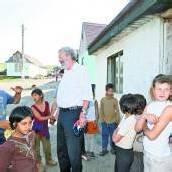 Pater Sporschill auf der Suche nach Freiwilligen