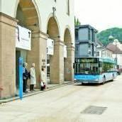 Bus am Kornmarktplatz ist Geschichte