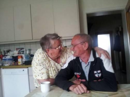 Gemeinsam erleben sie die Pensionszeit.