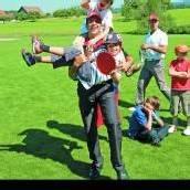 Zehn Jahre Jugend-Golf-Camp der VN