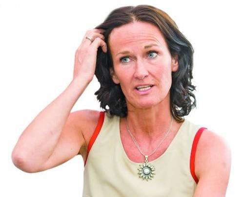 Grünen-Chefin  Eva Glawischnig. Foto: VN/Steurer