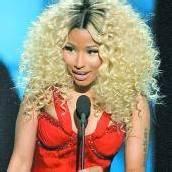 Minaj ist beste Rap-Artistin