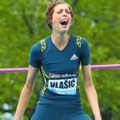 Blanka Vlasic meldete sich mit Sieg zurück